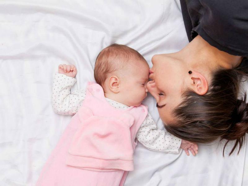 Η δύναμη της μυρωδιάς της μητέρας